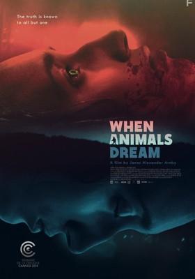 Когда звери мечтают, 2014 - постеры
